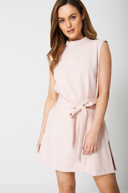 Sheath Dress in Pink Ex-Branded-Fabulous Bargains Galore