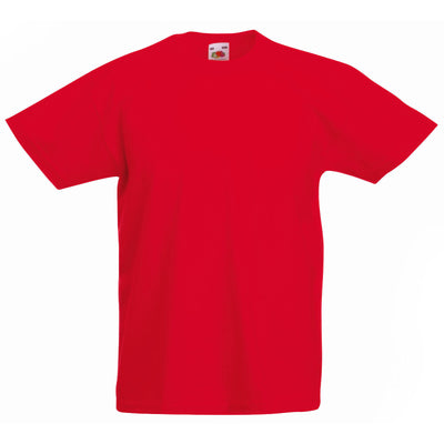 Boys red t shirt up to 15 years-Fabulous Bargains Galore