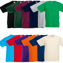 Short Sleeves Plain T shirts For Boys