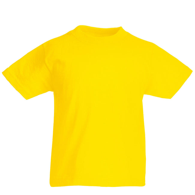 Boys yellow t shirt up to 15 years-Fabulous Bargains Galore