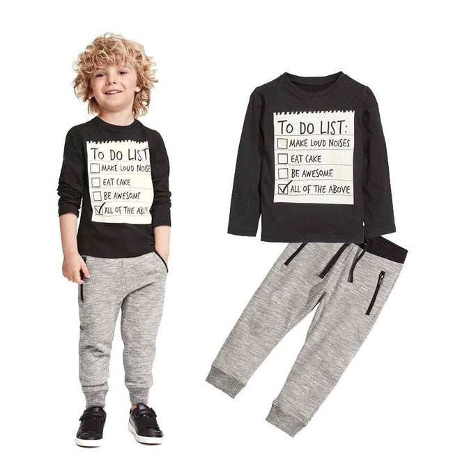 Boys outfit set up to age 7 years-Fabulous Bargains Galore