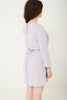 Lightweight Dress in Grey Ex Brand