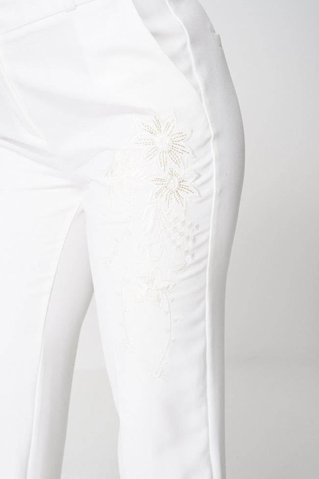 Exclusive Collection Embroidered Trousers-Fabulous Bargains Galore