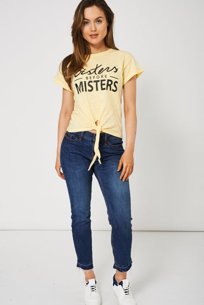 Boyfriend Style Straight Jeans Available In Plus Sizes