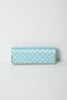 White Heart Clutch Bag