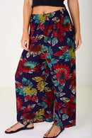 Wide Leg Pleated Trousers - Fabulous Bargains Galore