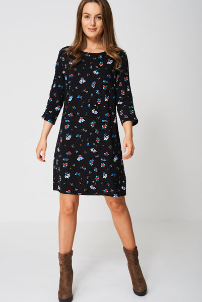 Floral Loose Dress Ex-Branded
