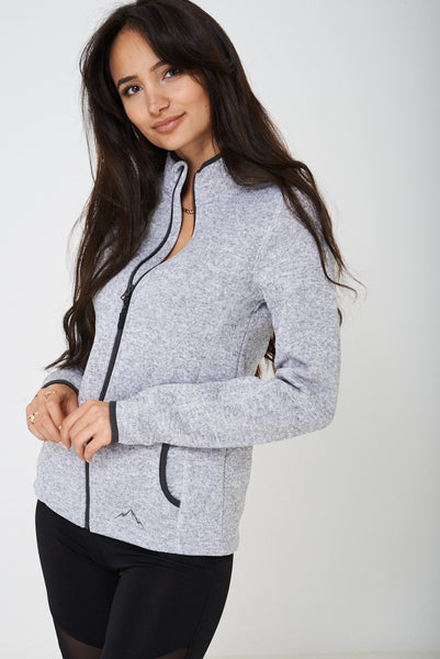 Active Outdoor Grey Jacket