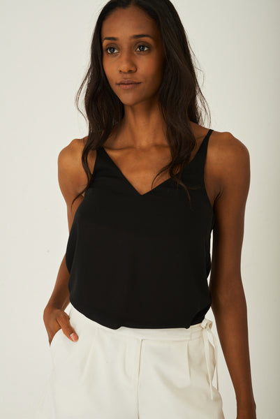 Cami Top in Black