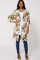 Oversized Sheer Jacket Limited Stock-Fabulous Bargains Galore