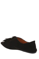 Pointed Flat Shoe with Tassel Detail-Fabulous Bargains Galore