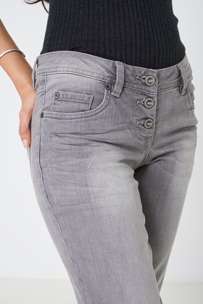 Grey Skinny Jeans Ex Brand-Fabulous Bargains Galore