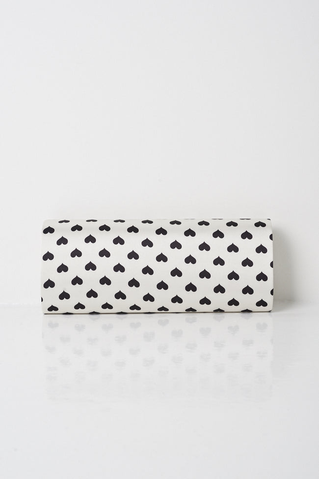 Metal Front Clutch Bag-Fabulous Bargains Galore