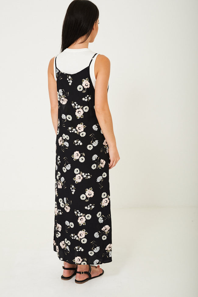 Floral Maxi Dress Ex Brand-Fabulous Bargains Galore