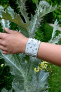 Rhinestone Detail Bracelet In Silver-Fabulous Bargains Galore