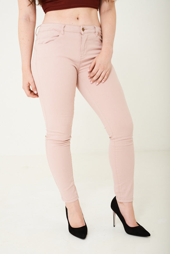 Pink Skinny Jeans-Fabulous Bargains Galore