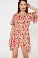 Sundress in Floral Print-Fabulous Bargains Galore