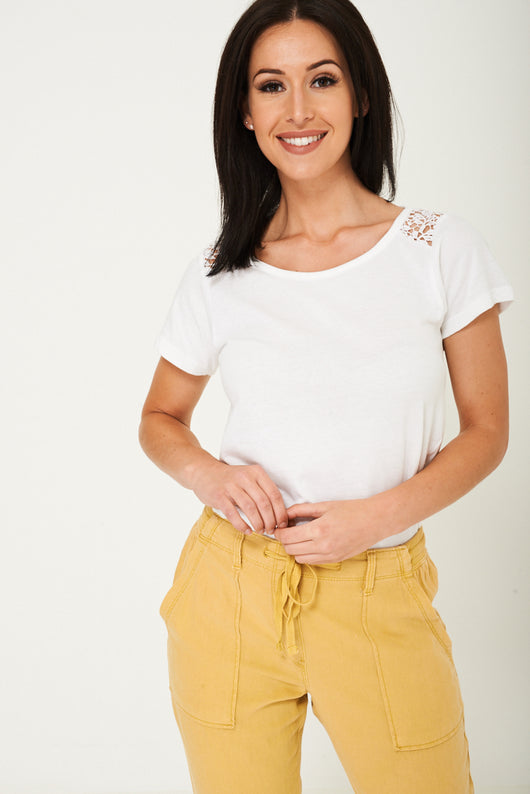 White Plain Top Ex Brand-Fabulous Bargains Galore