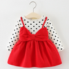 Baby girl summer outfits in red up to 24 months-Fabulous Bargains Galore