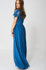 Exclusive Collection Embellished Maxi Dress