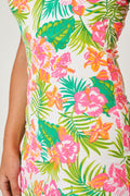 Bodycon Cami Dress in Floral Print-Fabulous Bargains Galore