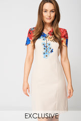 Exclusive Collection Floral Dress