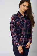 Check Shirt With Pockets-Fabulous Bargains Galore