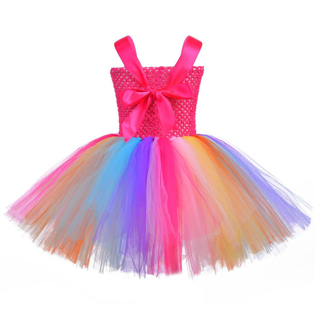Unicorn party dress girls up to age 12 years-Fabulous Bargains Galore