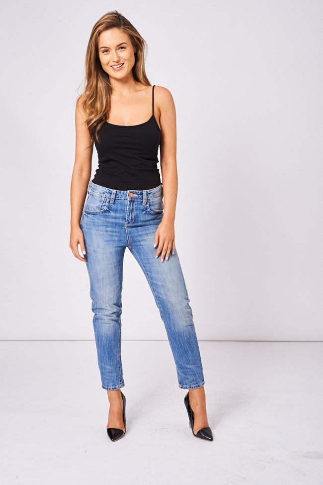 Boyfriend Jeans Ex-Branded Available In Plus Sizes-Fabulous Bargains Galore