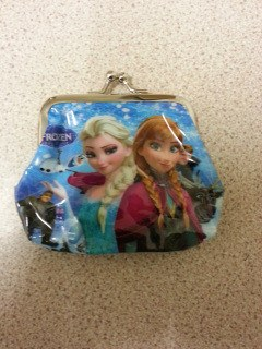 Frozen Small Purse-Fabulous Bargains Galore