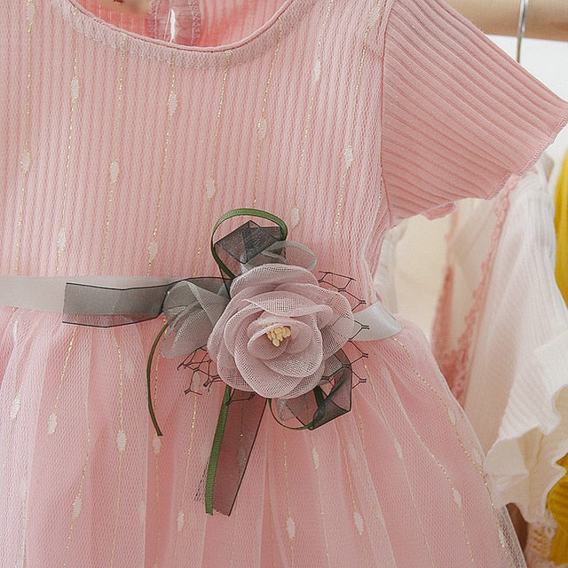 Pink frock for baby girl-Fabulous Bargains Galore