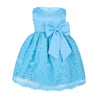 Baby girl satin dress up to 18 months