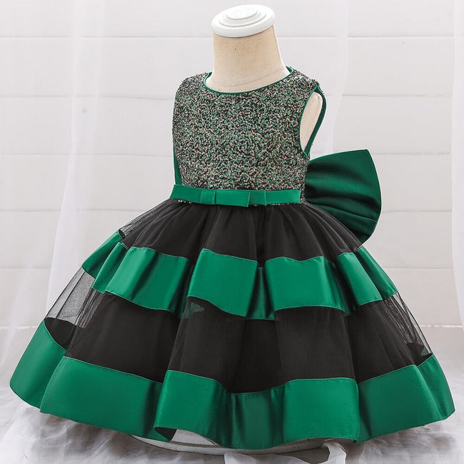 Baby girl sequin tulle dress up to age 24 months-Fabulous Bargains Galore