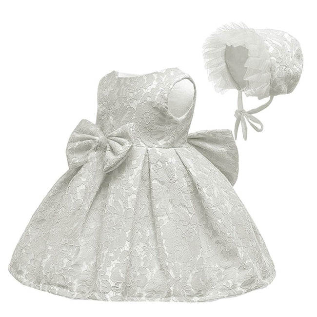 Baby girl pink lace dress up to 24 months-Fabulous Bargains Galore