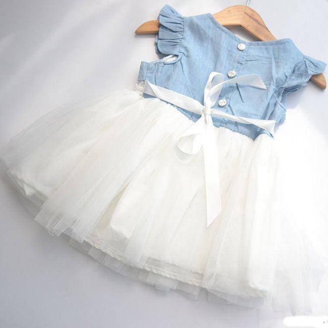 Toddler tulle dress for girls age 2-3 years-Fabulous Bargains Galore