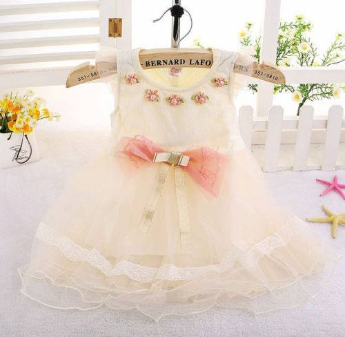 Cute Occasion Dress for Baby Girls-Fabulous Bargains Galore