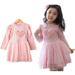 Sale -  Baby Girl Toddler Soft Pink Wedding Occasion Dress