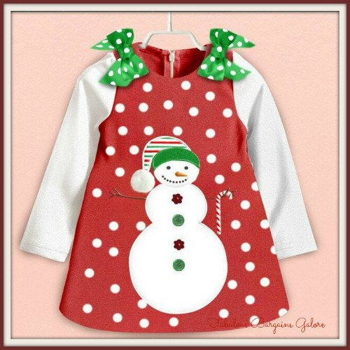 Toddler xmas dress up to age 6 years-Fabulous Bargains Galore