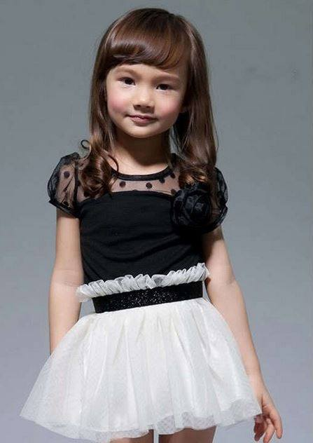 Girls black and white party dress up to age 5 years-Fabulous Bargains Galore