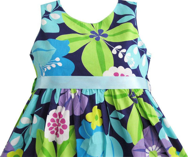 Girls floral summer dress up to age 6 years-Fabulous Bargains Galore