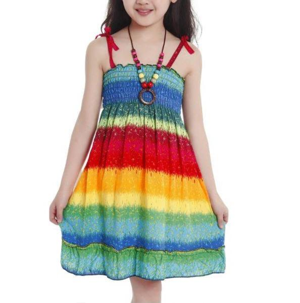 Little girls sun dress up to age 6 years-Fabulous Bargains Galore
