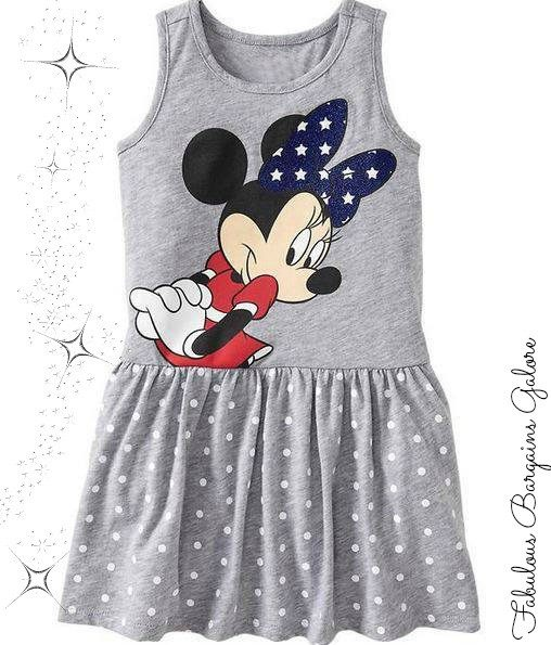 Sleeveless Polka Dots Girls Grey Dress-Fabulous Bargains Galore