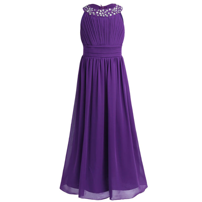 Royal blue flower girl dress up to age 14 years-Fabulous Bargains Galore