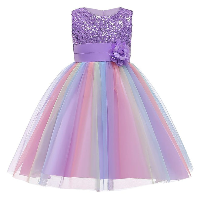 Pink sequin dress kids up to age 10 years-Fabulous Bargains Galore