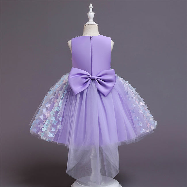 Little girl purple dress-Fabulous Bargains Galore