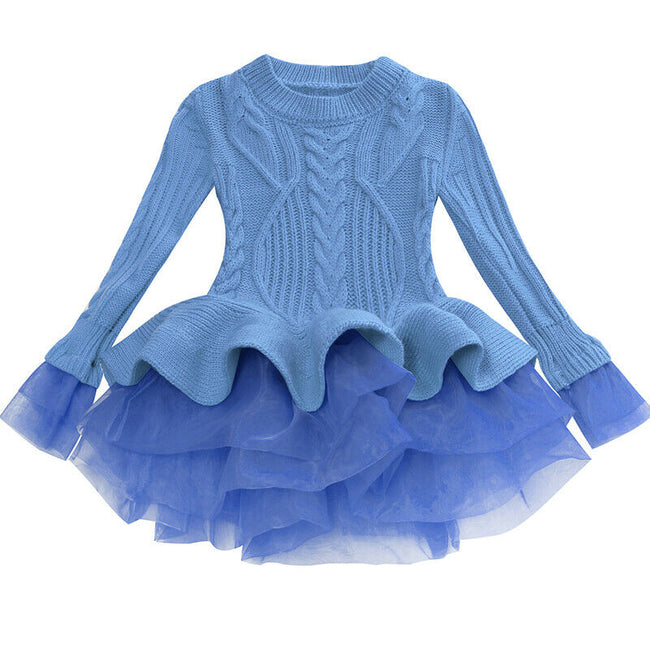 Girls pink jumper dress up to age 7 years-Fabulous Bargains Galore