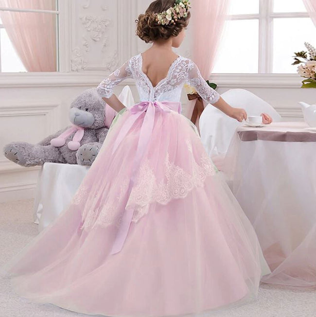 Pink princess dress up to 14 years-Fabulous Bargains Galore