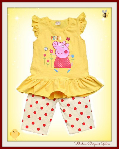 Cute Yellow Summer Outfits for Girls-Fabulous Bargains Galore