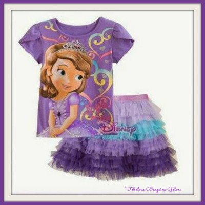 Sofia The First Outfit-Fabulous Bargains Galore