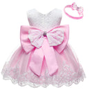 Baby girl pink party dress up to 24 months-Fabulous Bargains Galore